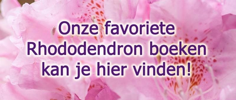 Rhododendron boeken